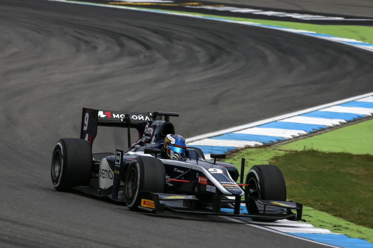 GP2: Marciello nella top 3 al giro di boa stagionale