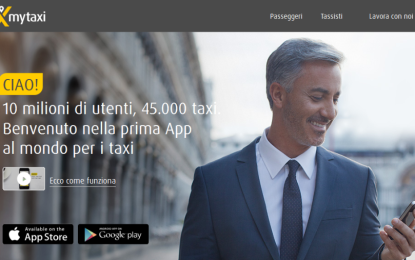 mytaxi in Google Maps sui dispositivi mobili