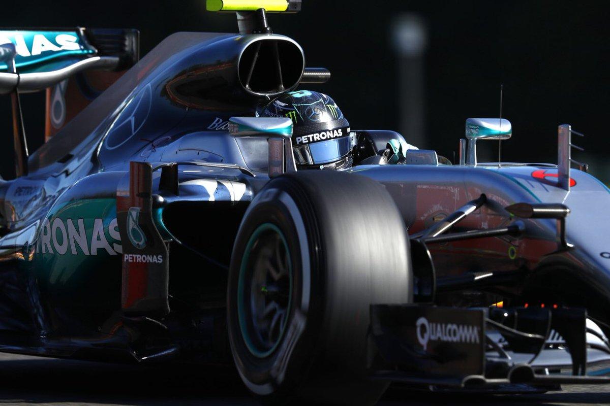 Belgio: prima fila Rosberg-Verstappen. E le Ferrari