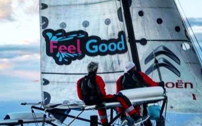 Citroën Unconventional Team e i record di Feel Good