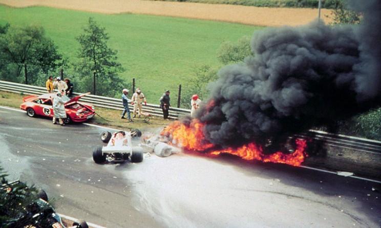 Niki Lauda, 40 anni fa il Nürburgring