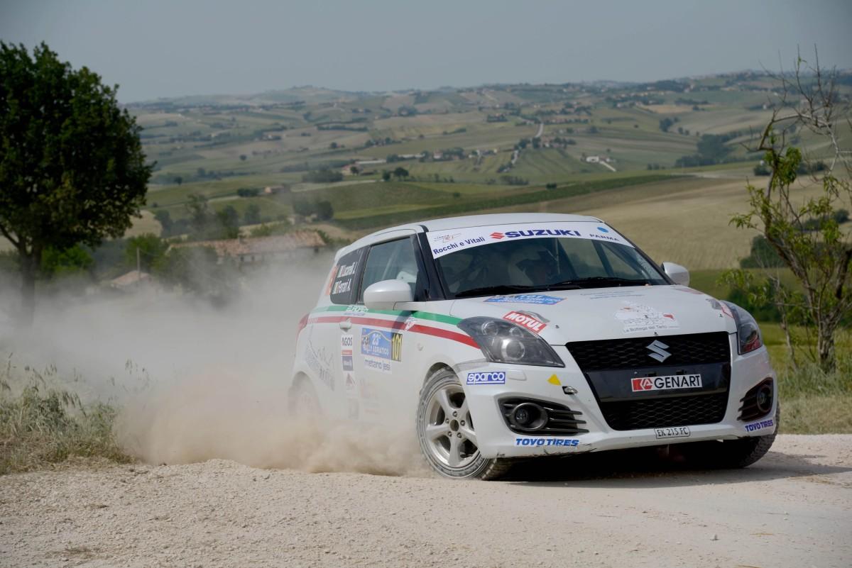 Suzuki Rally Trophy al 52° Rally Friuli