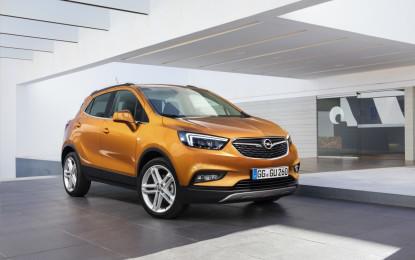 Opel MOKKA X con Opel OnStar e IntelliLink