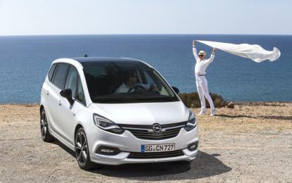 Nuova Opel Zafira: la lounge da viaggio 4.0