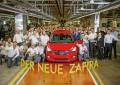 Al via la produzione di Nuova Opel Zafira