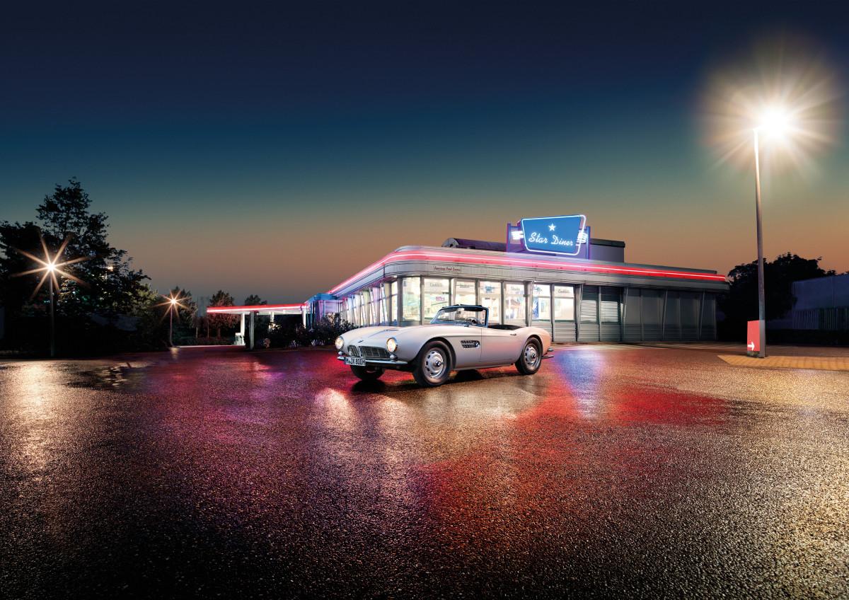 Elvis' BMW 507 lives on in Pebble Beach