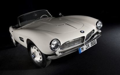 BMW 507 and other legends from the last 100 years