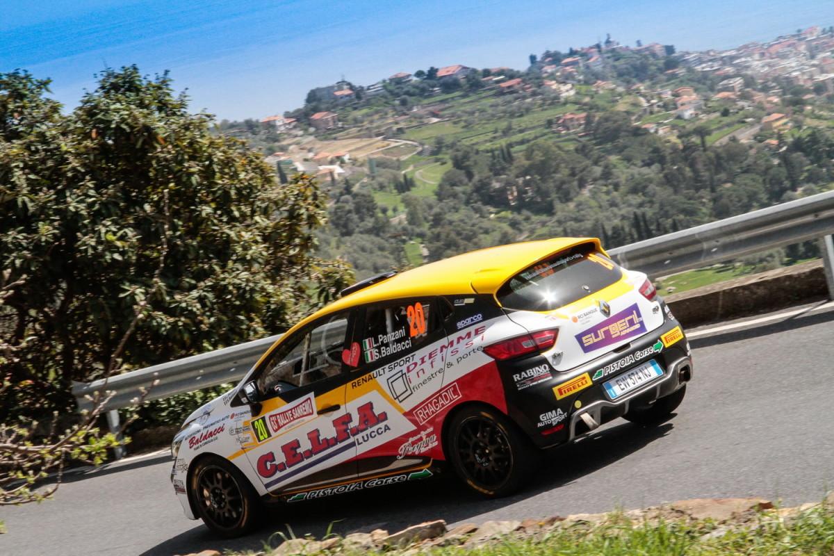 I Trofei Renault al Rally del Friuli