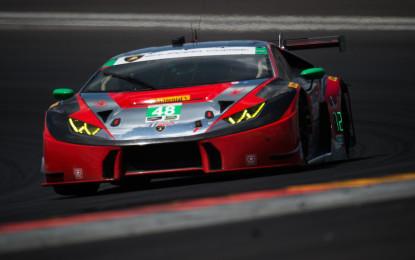 IMSA: prima vittoria Lamborghini Huracán GT3