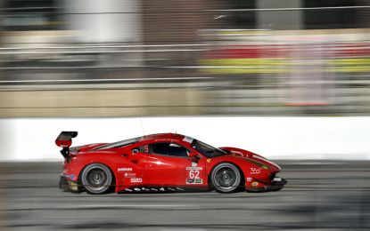 Ferrari 488 pronte per Road America