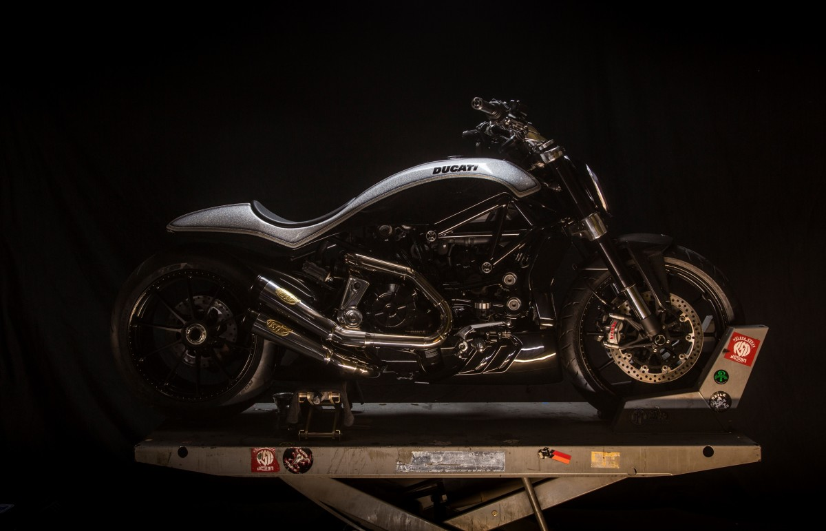 Ducati XDiavel al 76° Sturgis Motorcycle Rally