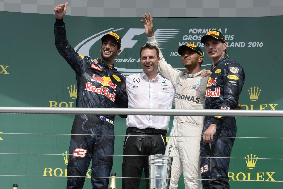 GP Germania: le pagelle di Gian Carlo Minardi