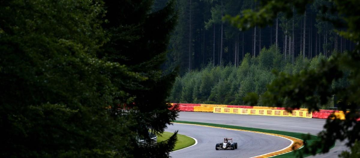 Scuderia Toro Rosso pronta per il Belgio