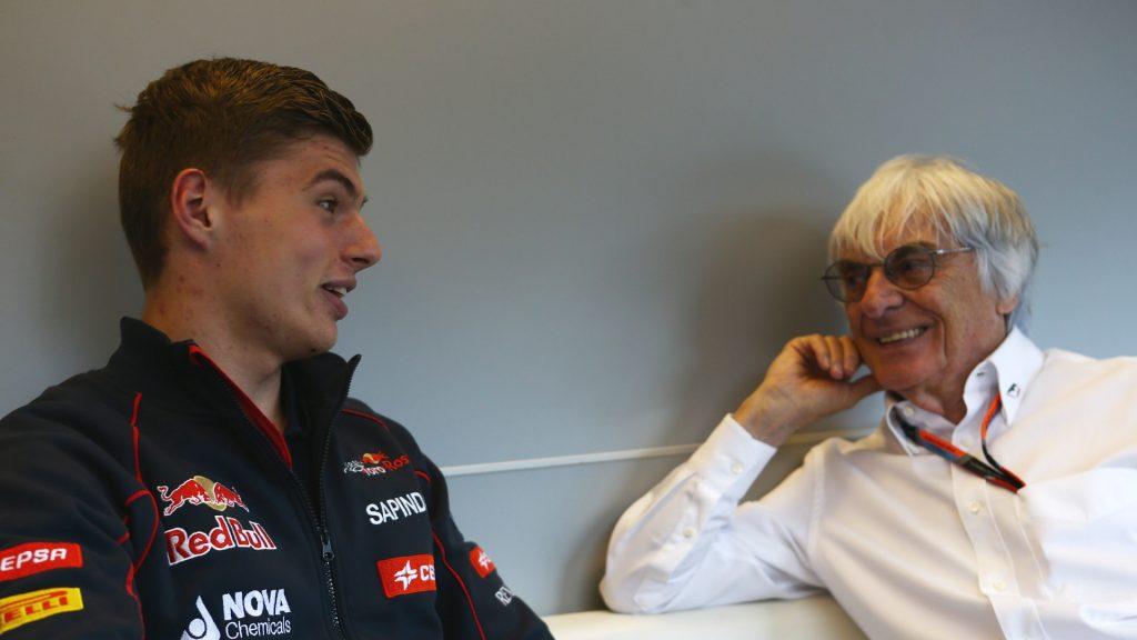 Heineken in F1 merito di Verstappen