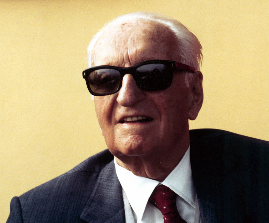 Enzo Ferrari, sempre presente