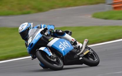 Fenati sospeso dallo Sky Racing Team VR46
