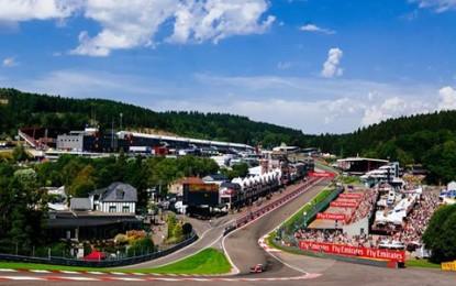 GP Belgio: seconda fila per Raikkonen e Vettel