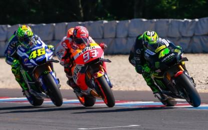 MotoGP Brno: i protagonisti dopo le qualifiche