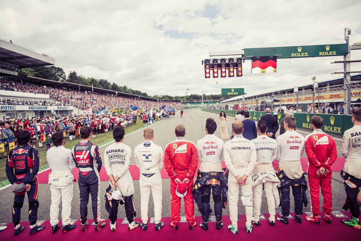 F1: i voti del primo semestre by Nocentini