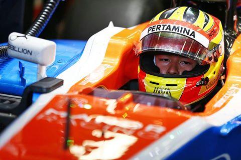 Rio Haryanto: niente ritorno in F1. Lo dice la mamma…