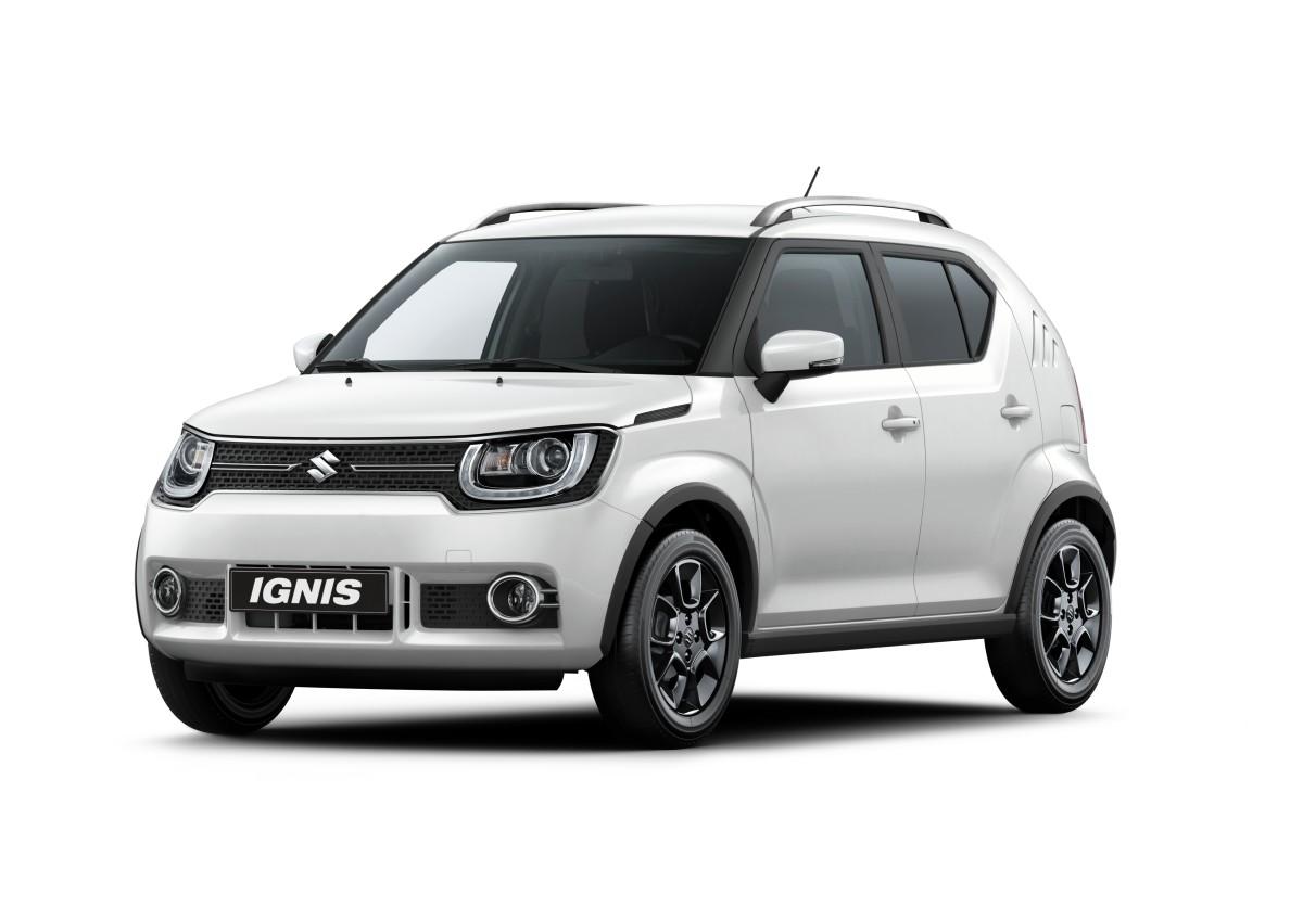 Suzuki IGNIS: debutto al Salone di Parigi