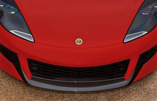 Novità per la Lotus Evora 400