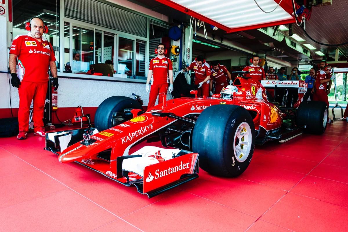 F1: slitta di un giorno il test Pirelli ad Abu Dhabi