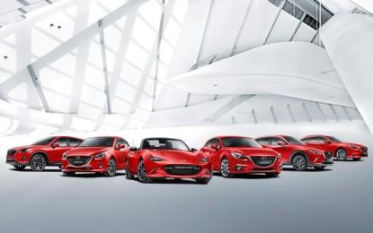 Mazda: crescono le vendite SUV nel 2° trimestre