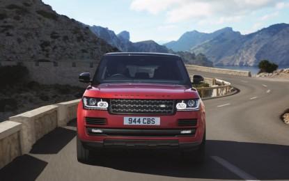 Range Rover MY2017: ancora più performante