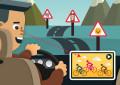 Ford: le cattive abitudini dei giovani alla guida