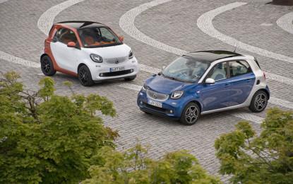 car2go: a Milano una flotta nuova di zecca
