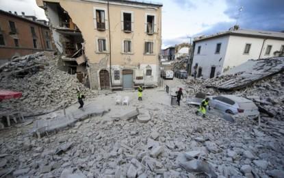 FMI e Corpo Forestale insieme per il terremoto