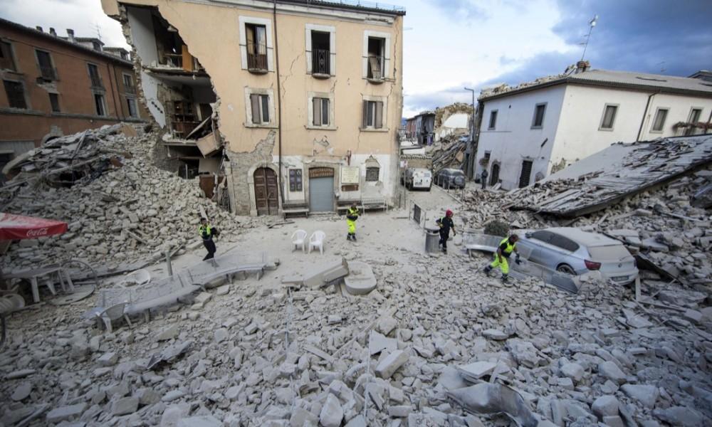 FMI e terremoto: comunicazione importante