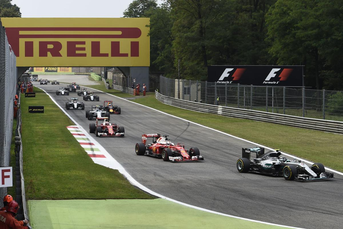 GP Italia: Rosberg vince con una sola sosta
