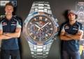 Casio per Toro Rosso: la grande sfida di Daniil e Carlos