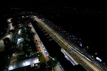 Guida al GP di Singapore: scheda e orari TV