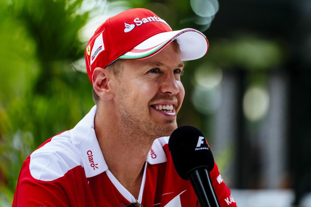 """GP Malesia: Vettel """"Stiamo tornando a crescere"""""""