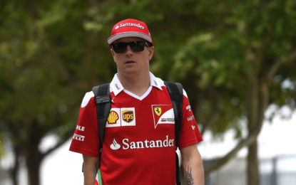 """GP Malesia: Raikkonen """"In gara siamo più forti"""""""