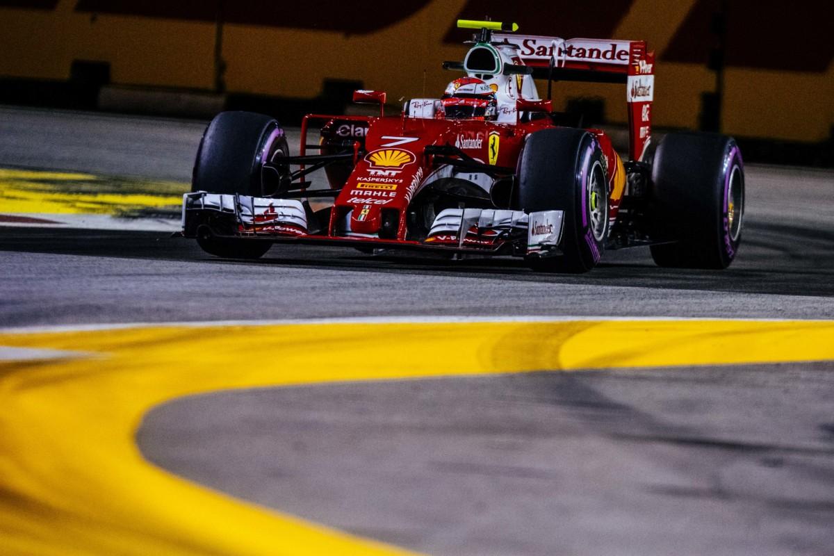 GP Singapore: il punto Ferrari sulle libere