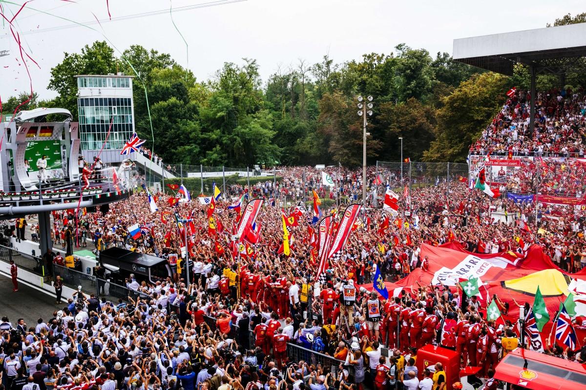 GP Italia: Ferrari sul podio con Vettel. Raikkonen 4°