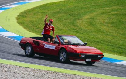 Ferrari Racing Days a Hockenheim con Vettel