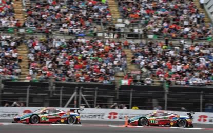 FIA WEC: due podi Ferrari alla 6 Ore del Messico