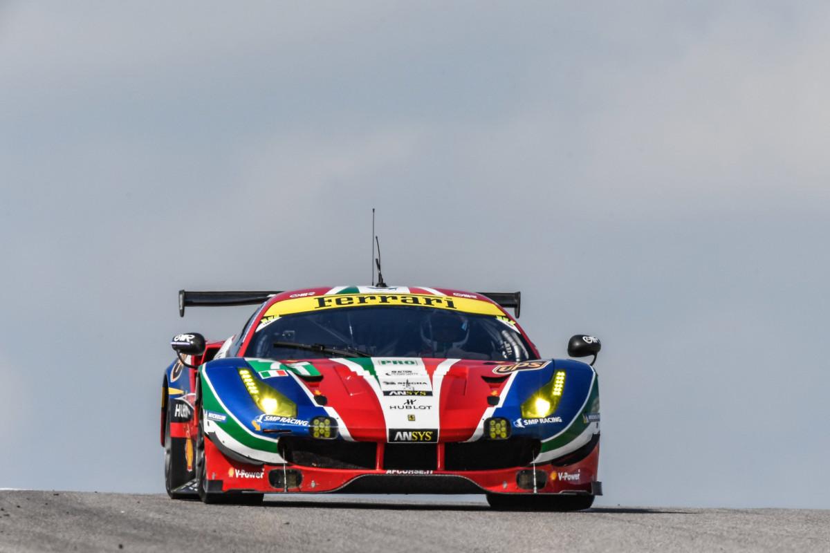 WEC: 2° e 4° posto in qualifica al COTA per le Ferrari