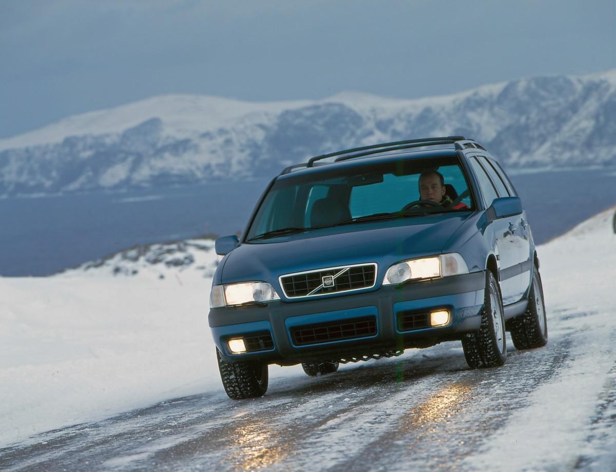 Volvo V90 Cross Country: terreno familiare