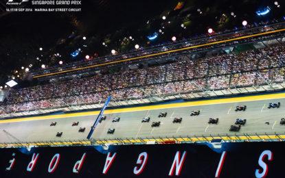 GP Singapore: la griglia di partenza