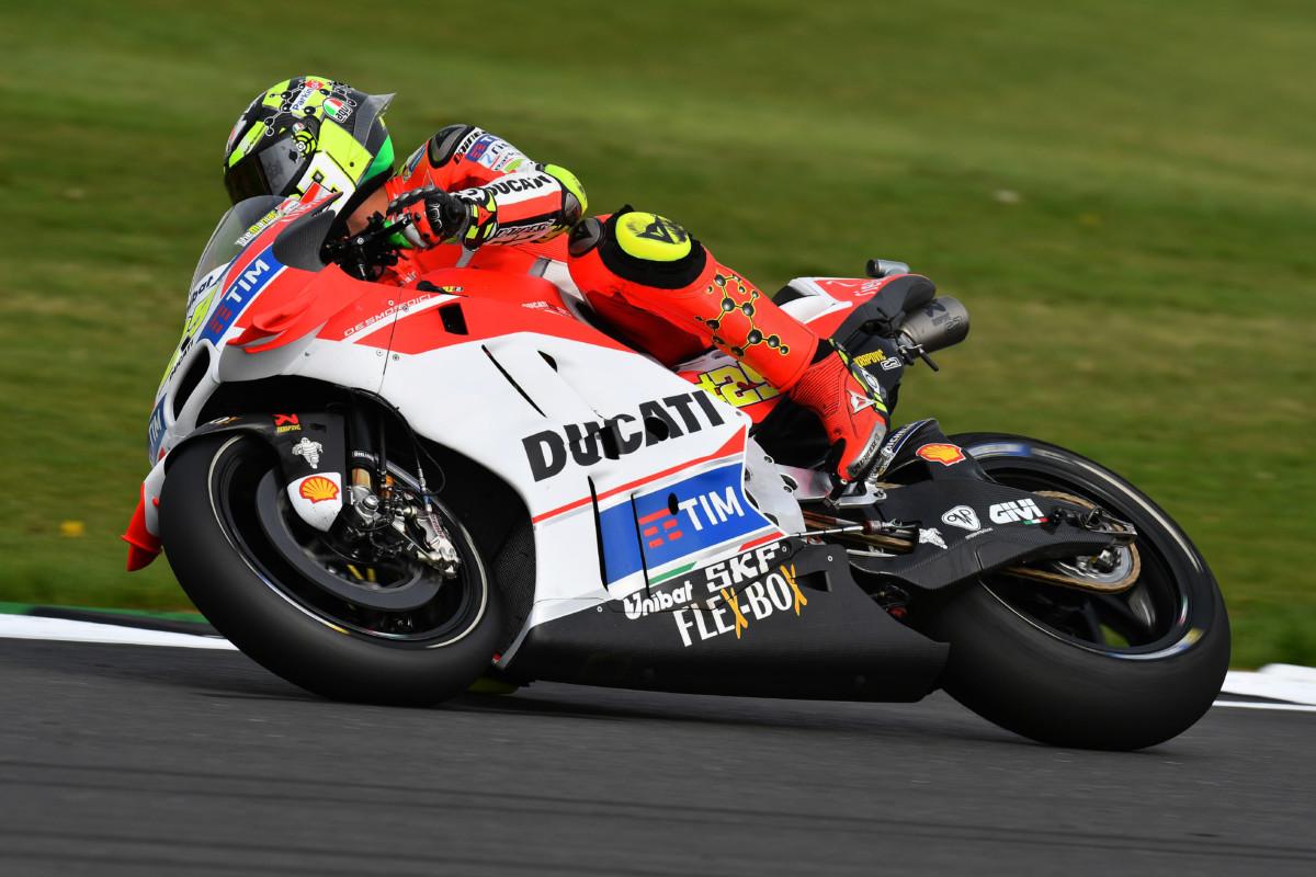 """Iannone: """"Quattro anni fantastici in Ducati"""""""