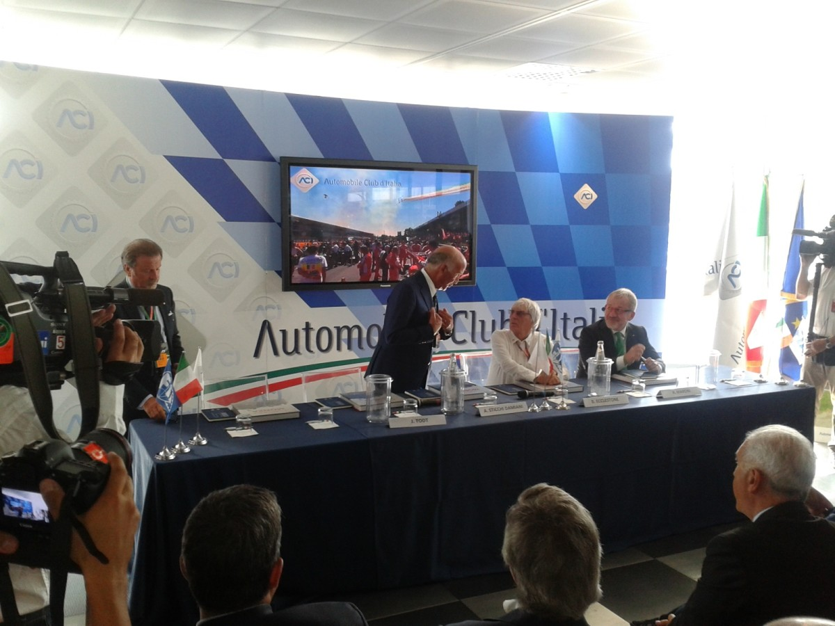 Il Codacons contro il GP di Monza