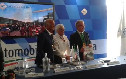 """Monza e la """"cerimonia della firma"""". Che non c'è"""