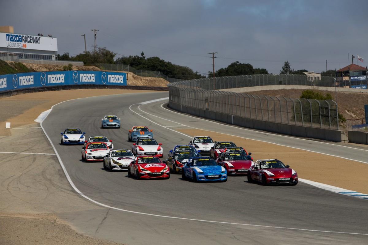 Gran finale della prima MX-5 International Global Race