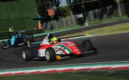 F4: Schumacher e Siebert in pole a Imola